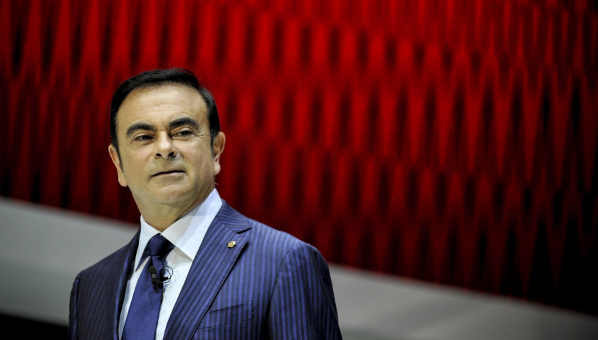 Carlos Ghosn Poised for Third Salary after Being Confirmed As Mitsubishi Chairman 2