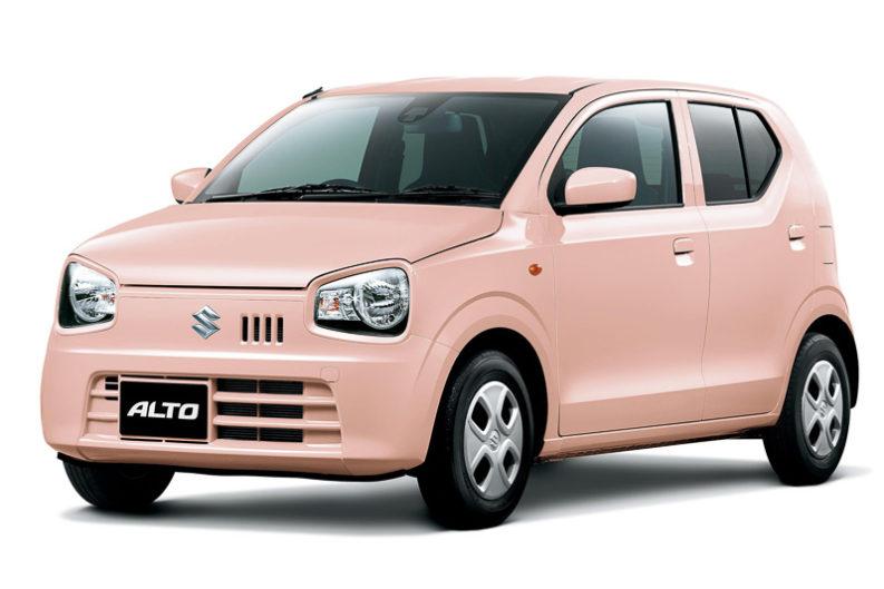 Evolution of Suzuki Alto and 5 Million Sales in Japan 1