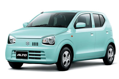 Evolution of Suzuki Alto and 5 Million Sales in Japan 2