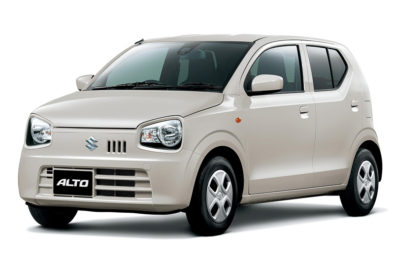 Evolution of Suzuki Alto and 5 Million Sales in Japan 3