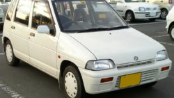 Evolution of Suzuki Alto and 5 Million Sales in Japan 13