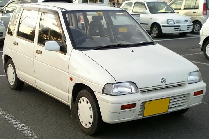 Suzuki Alto- Then and Now 4