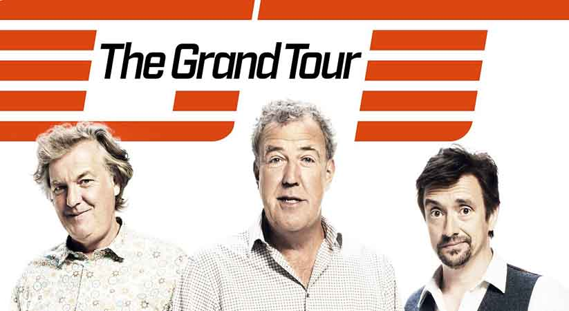 The Grand Tour Is The Most Illegally Downloaded Show Ever 1