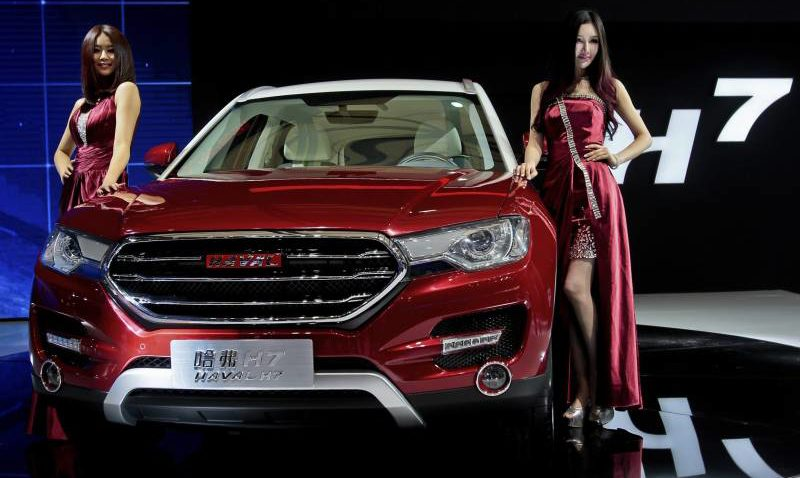 Great Wall Motors Setting New Records 7