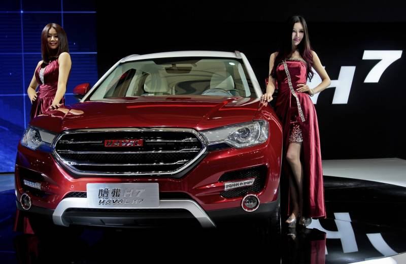 Great Wall Motors- 1 Million Vehicles Sold in 2016 10