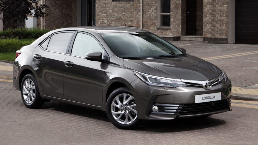 12th Gen Toyota Corolla Might Get BMW Engine 2