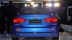 BMW 1 Series Sedan- Production Begins in China 3
