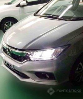 6th gen Honda City Facelift Revealed 3