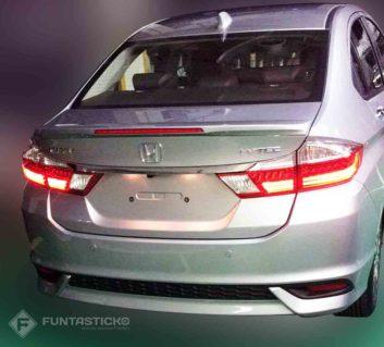 6th gen Honda City Facelift Revealed 4
