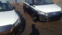 200 Units of Suzuki Ciaz reached Karachi Port 3