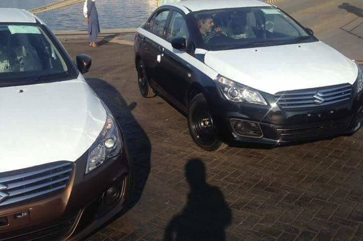 200 Units of Suzuki Ciaz reached Karachi Port 1