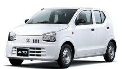 Evolution of Suzuki Alto and 5 Million Sales in Japan 23