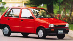 Evolution of Suzuki Alto and 5 Million Sales in Japan 11