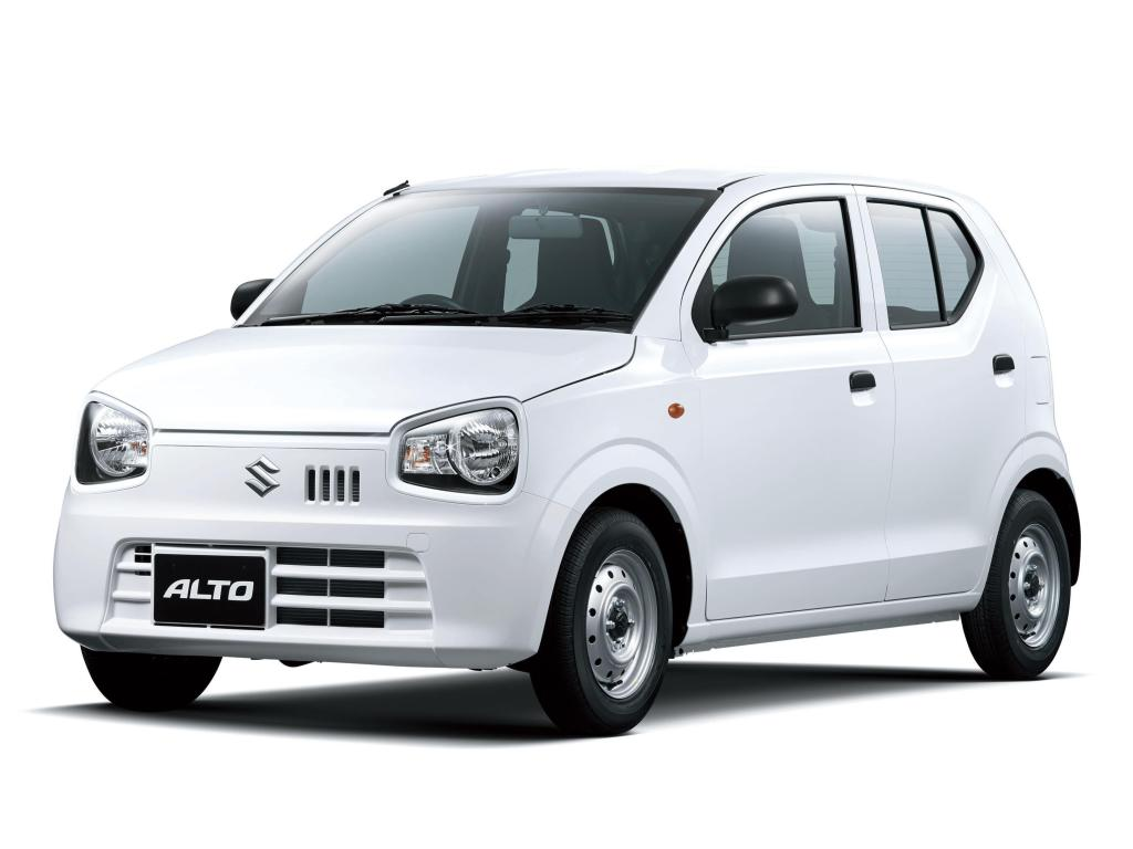 evolution of suzuki alto and 5 million sales in japan