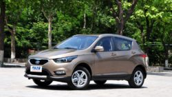 FAW and the Booming Crossover SUV Segment 11