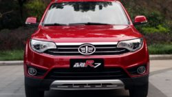 FAW and the Booming Crossover SUV Segment 20