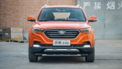 FAW and the Booming Crossover SUV Segment 36
