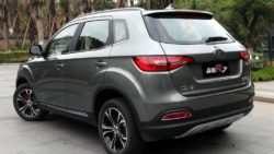 FAW and the Booming Crossover SUV Segment 35