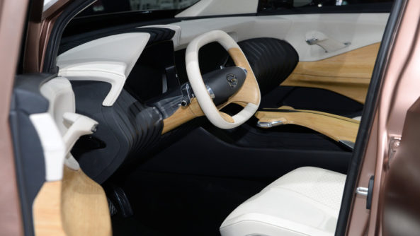 GAC of China Presents Three Cars at Detroit Auto Show 11