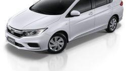 2017 Honda City facelift base model Thailand