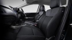 2017 Honda City facelift cabin Thailand