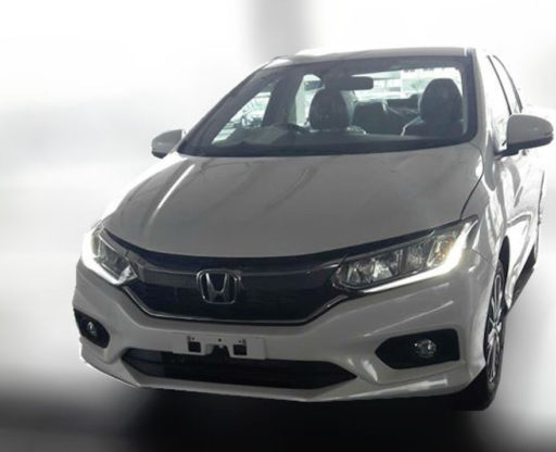 Honda City Facelift will Launch in Thailand on 12th January 2017 6