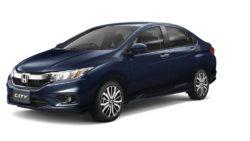 2017 Honda City facelift front three quarter Thailand
