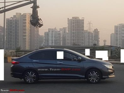 2017 Honda City Facelift- This is it! 5