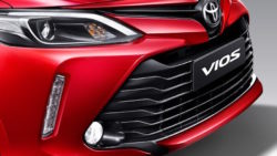 2017 Toyota Vios Facelift Launched in Thailand 2