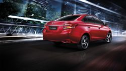 2017 Toyota Vios Facelift Launched in Thailand 4
