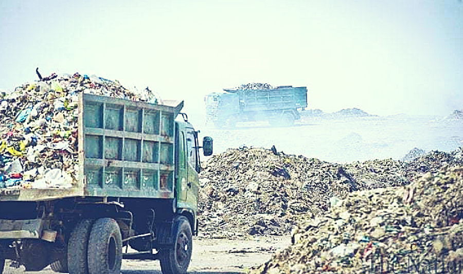 Chinese Company to Start Garbage Collection in Karachi By The End of January 1