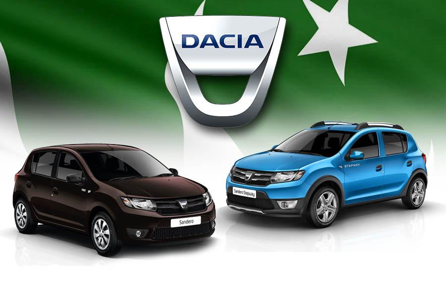 Dacia PAk