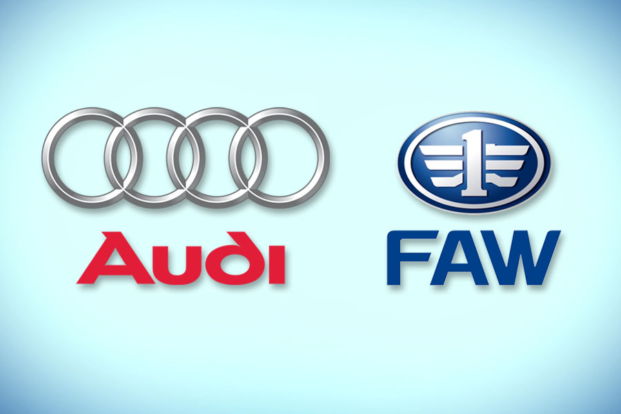 FAW and Audi Signed a Ten-Year In-Depth Cooperation Plan in China 9
