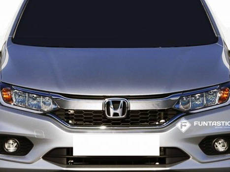 6th gen Honda City Facelift Revealed 9