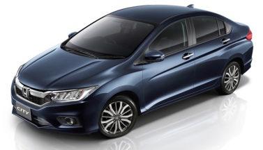 Video: 2017 Honda City Facelift 2