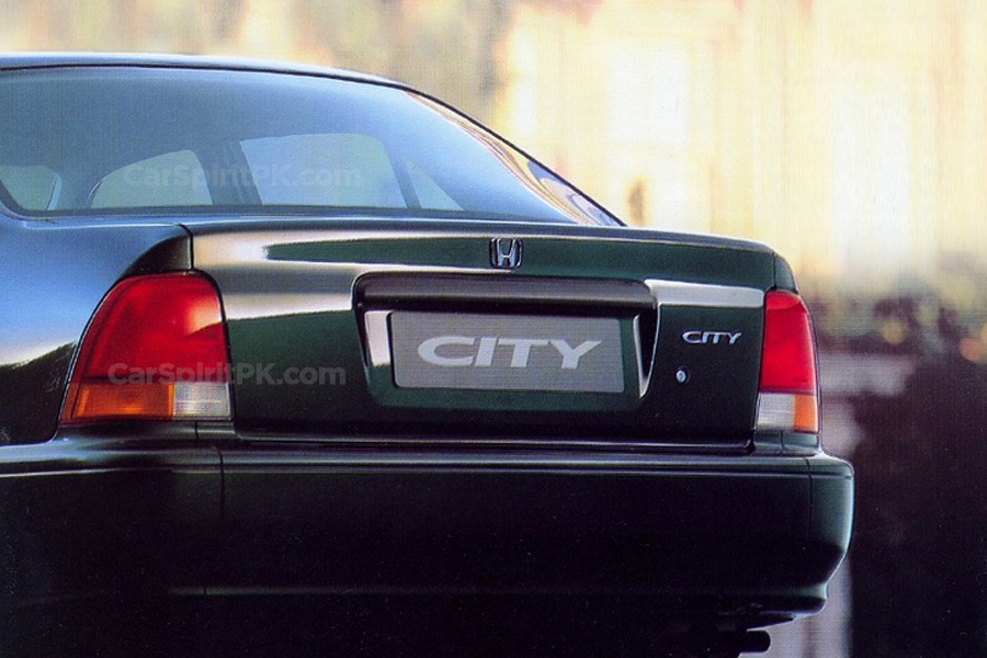 Honda City SX8- The Game Changer 8