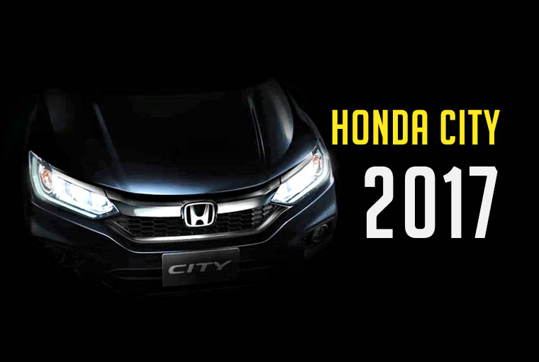 Honda City Facelift will Launch in Thailand on 12th January 2017 7