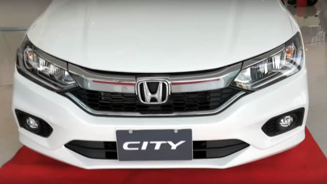 2017 Honda City Facelift Walk-Around [Video] 1