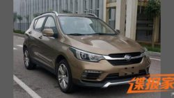 FAW D60 SUV To Receive A Facelift 1