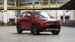The R7 SUV- FAW's Latest Success in China 1