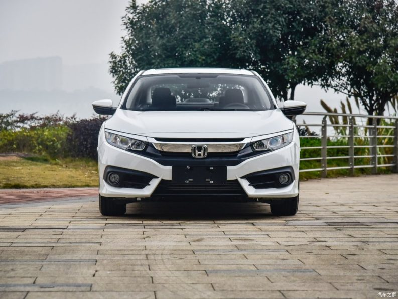The 1.0L Turbo Civic Launched in China 3