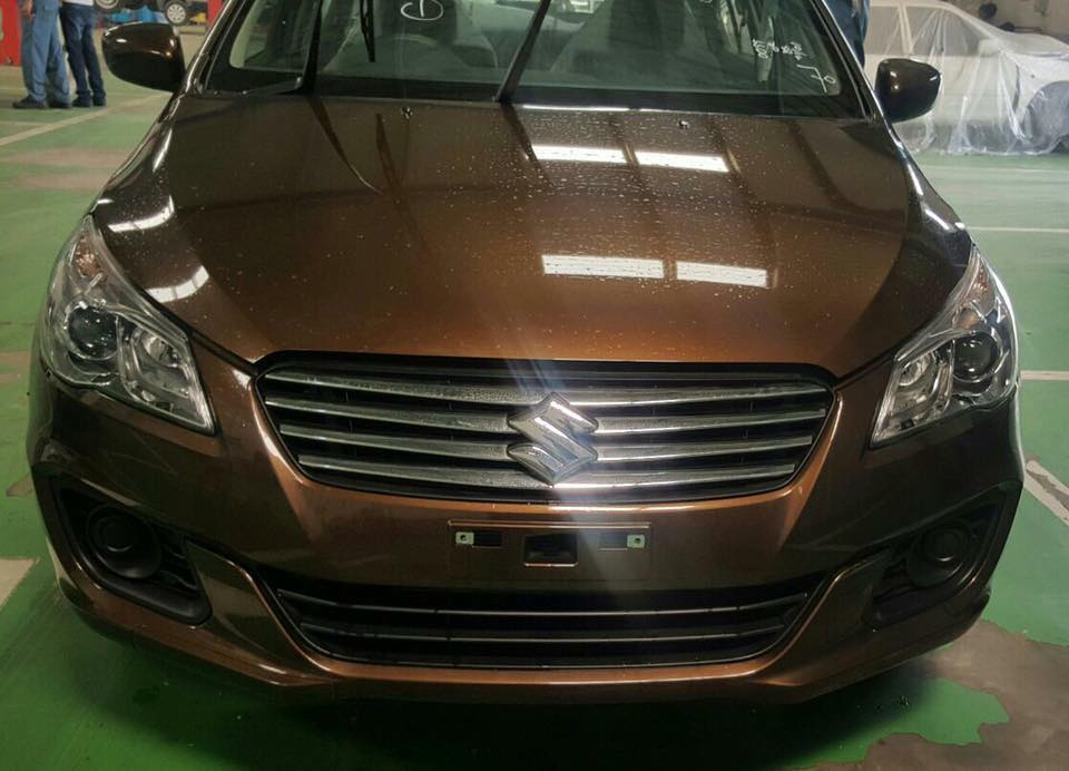 Official Launch of Suzuki Ciaz on 8th February 4