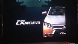 Mitsubishi Lancer to Stay Alive in China 1