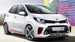 Kia Unveils the 3rd Generation Picanto 16