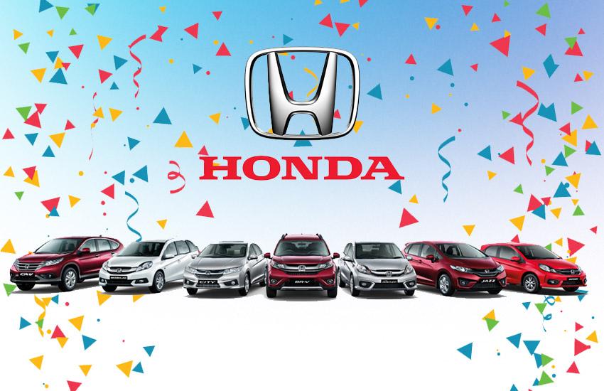 Honda Achieves its ASEAN Automobile Sales Record in 2016 8