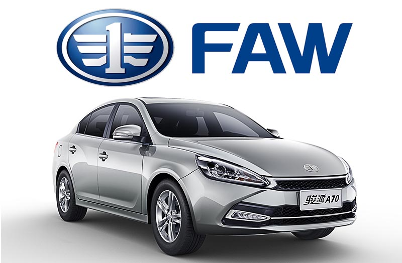 FAW in China Posts Record Sales in January 9