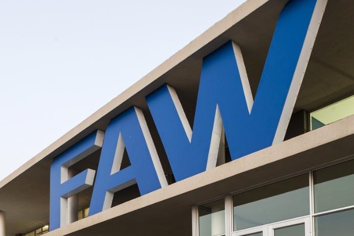 FAW Begins Operating ED Coating Plant 1