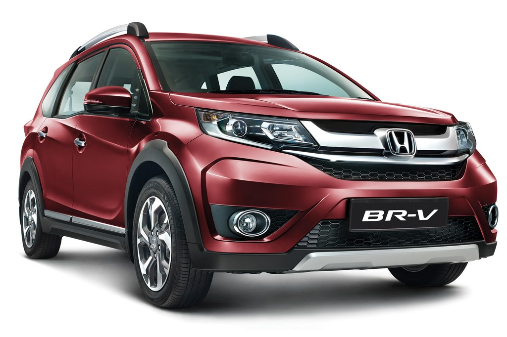 Honda BR-V Specs and Prices Revealed 4