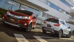 Honda WR-V to Make Its Brazilian Debut in March 2