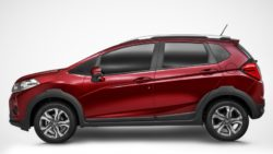 Honda WR-V to Make Its Brazilian Debut in March 10